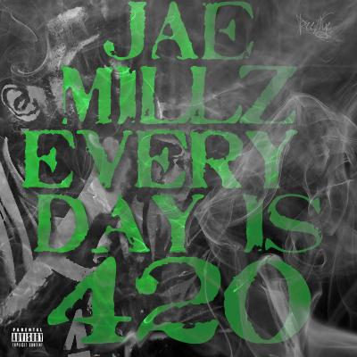 Jae Millz - Everyday Is 420 (Instrumental)