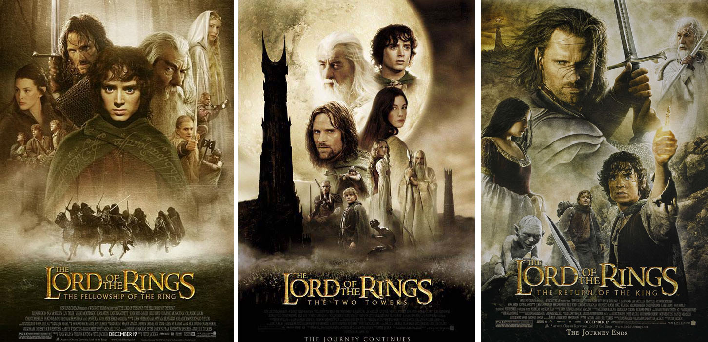 Ranking The Lord Of The Rings Movies