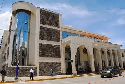 teatro municipal de huaraz