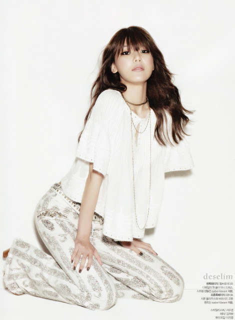 Another Photo of SOOYOUNG SNSD 2013 Bazaar Magazine