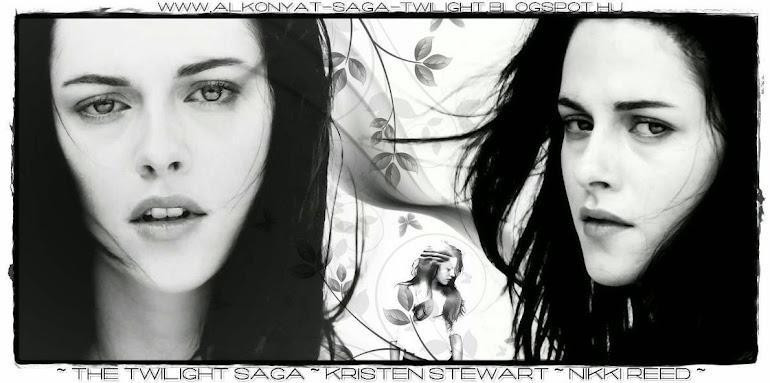 ♥Twilight saga - Kristen Stewart  - Nikki Reed -  rajongói oldal ♥