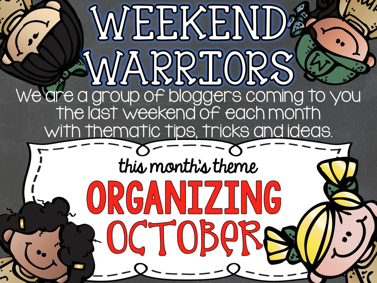 classroom library organization crayons and whimsy Weekend Warriors
