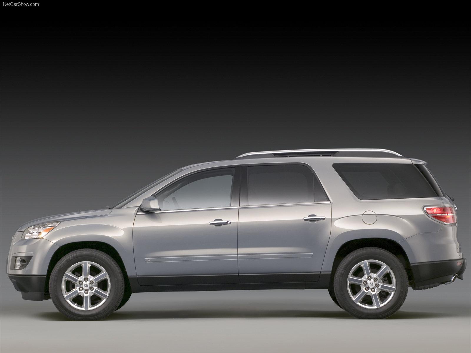 Hình ảnh xe ô tô Saturn Outlook 2007 & nội ngoại thất