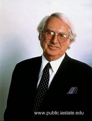 Richard Meier arquitecto retrato