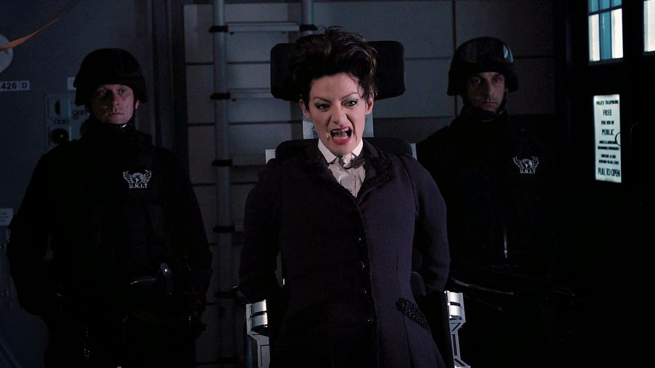Missy/The Master