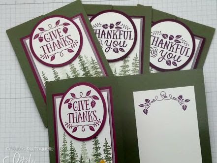 Fall Cards in Full Swing!