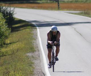 Triathlon täysmatka Nastolassa 2013