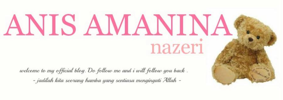 anis amanina