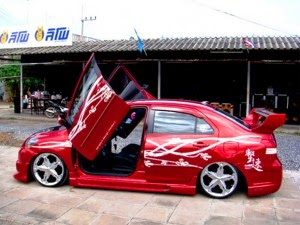 Modifikasi Mobil Toyota Vios