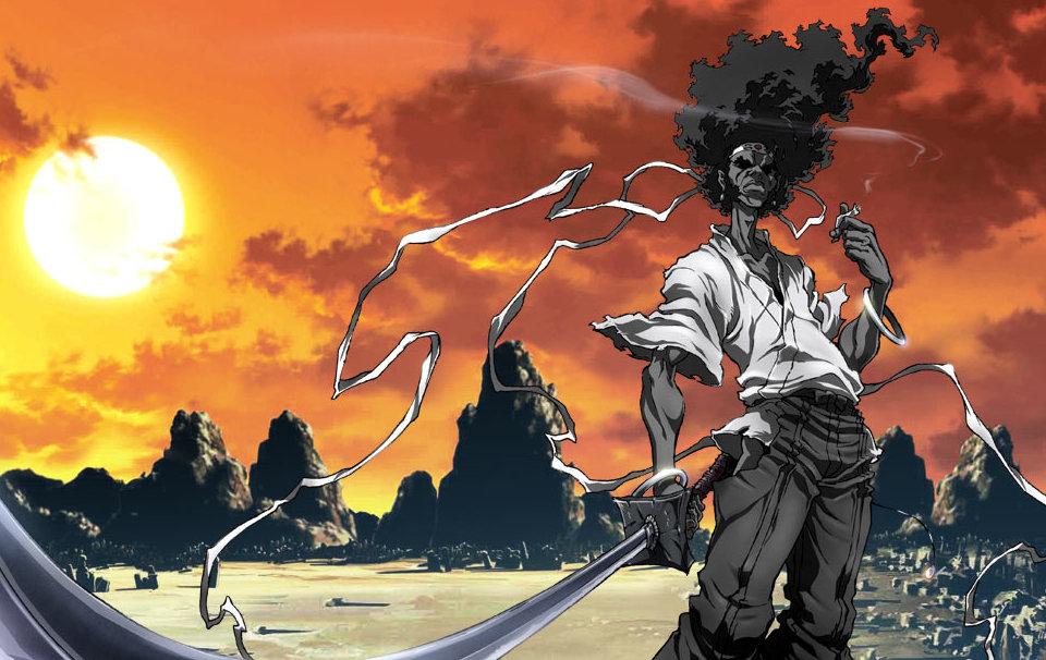 Esther Castillo: afro samurai wallpaper hd