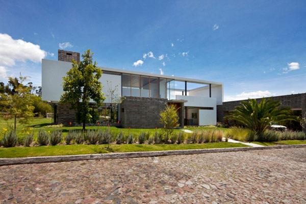 casa moderna en ecuador dise o de casas home house design