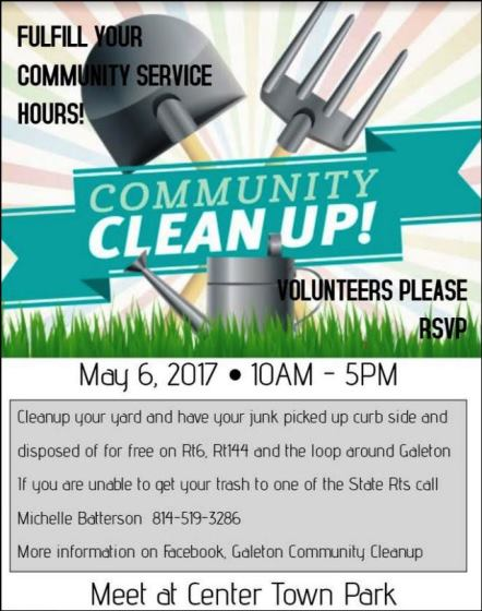 5-6 Community Clean Up