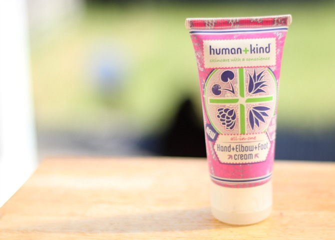Human+Kind hand cream