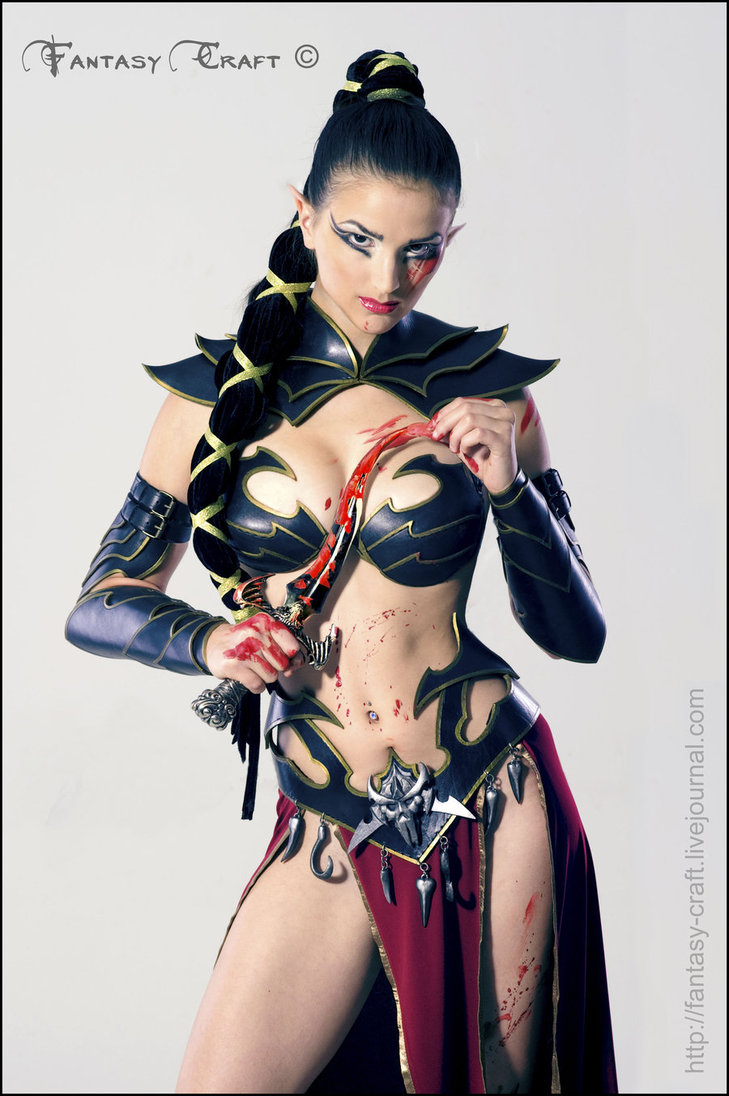Sexy elven cosplay porn naked download