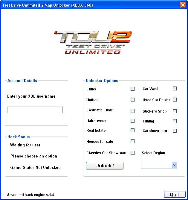 test drive unlimited 2 keygen  for mac
