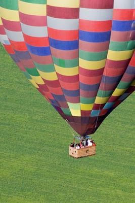 iPhone 4 balloon