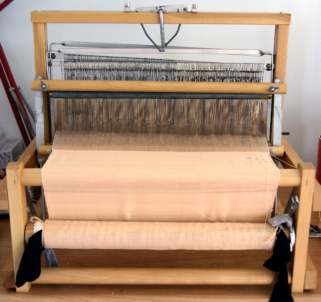 2-shaft weaving