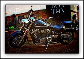 bon ton Motocicletta Il vecchio e il nuovo