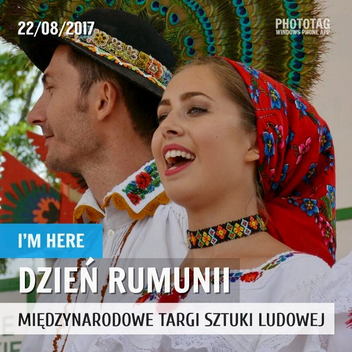 Międzynarodowe Targi Sztuki Ludowej - Kraków, 22.08.2017