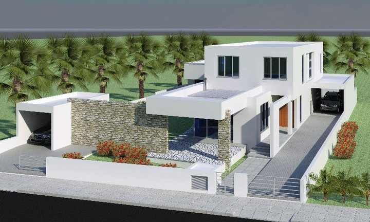 REALESTATE GREEN DESIGNS, HOUSE DESIGNS GALLERY: Modern latest ...