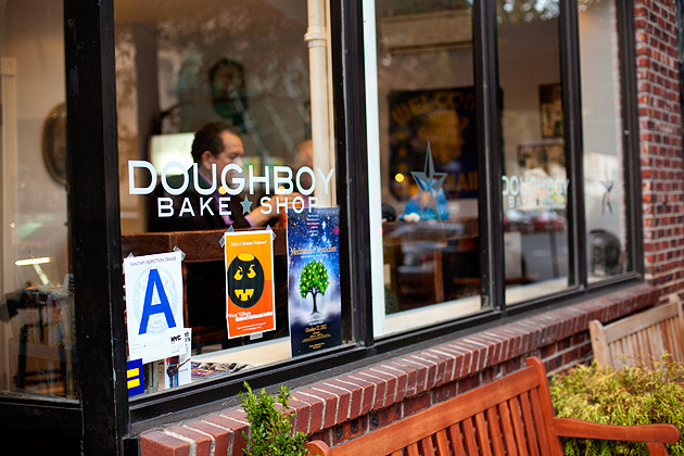 doughboy bake shop