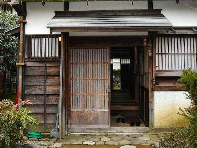 Shoji Pintu Rumah Tradisional Jepang