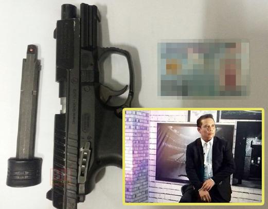 """Amir Ukays Dibebaskan, Cerita Perkara Sebenar Disebalik """"Pistol Walther CP99 Compact"""""""