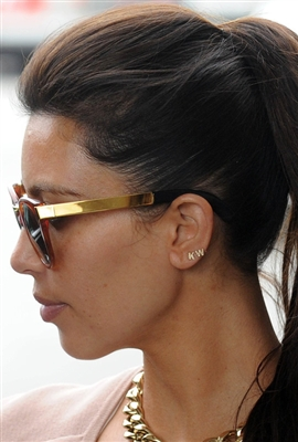 Kim Kardashian Earrings