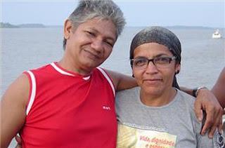 o casal José Claudio Ribeiro e Maria do Espírito Santo - mártires da Amazônia