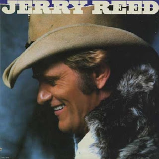 Pochette de l'album Ready de Jerry Reed