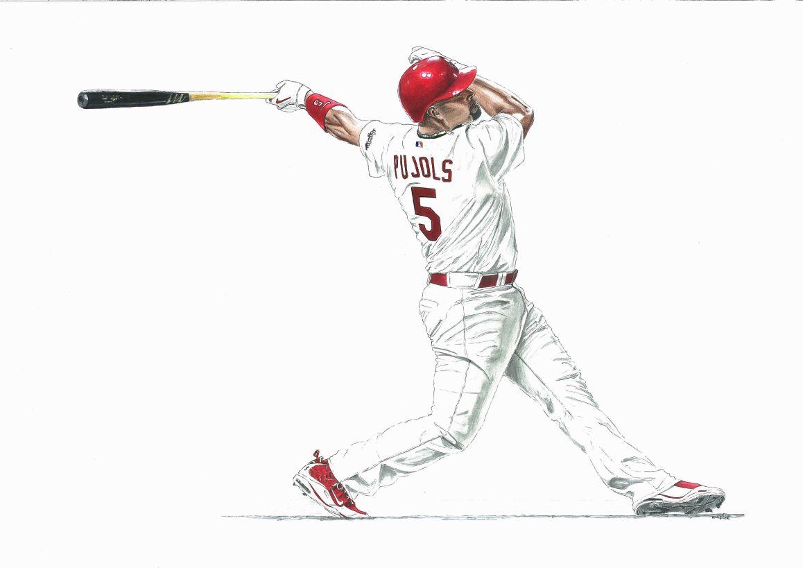 Realistic Car Drawings: Baseball drawings