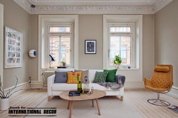contemporary interior design, contemporary living room