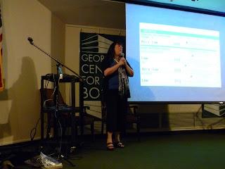 Simone Elkeles at Decatur Book Festival