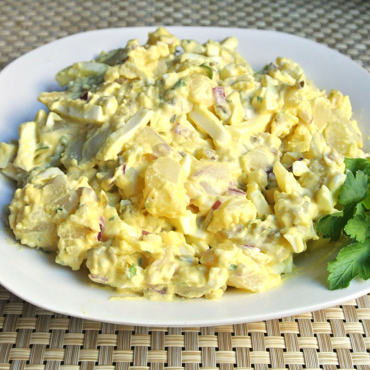 Mom, What's For Dinner?: The Best Potato Salad