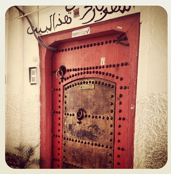 Hostel Rouge Door, Marrakech, Morocco