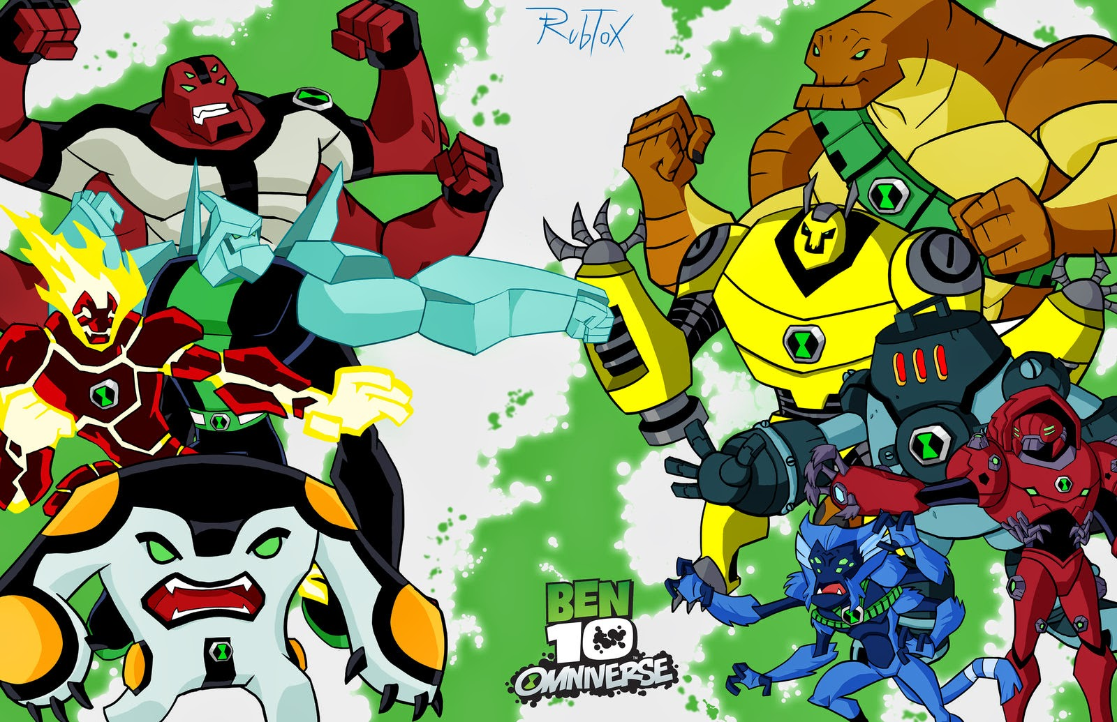 Wallpaper Ben 10 Cartoon Ben 10 Cartoon in Hindi Part 1