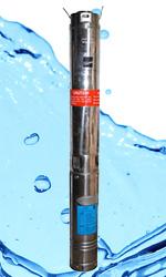 "Kirloskar 4"" Submersible Single Phase 13 Stage KU4-0713 (1.5HP) Online, India - Pumpkart.com"
