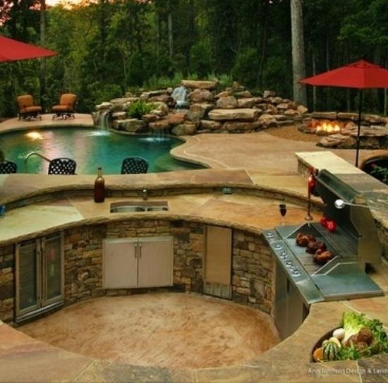 outdoor kitchens outdoor spaces outdoor ideas patio ideas garden ideas