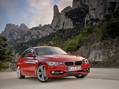 BMW 3 Series 2012 1024x768 wallpaper 01   BMW F30 3 Series Launched in Malaysia [+video]