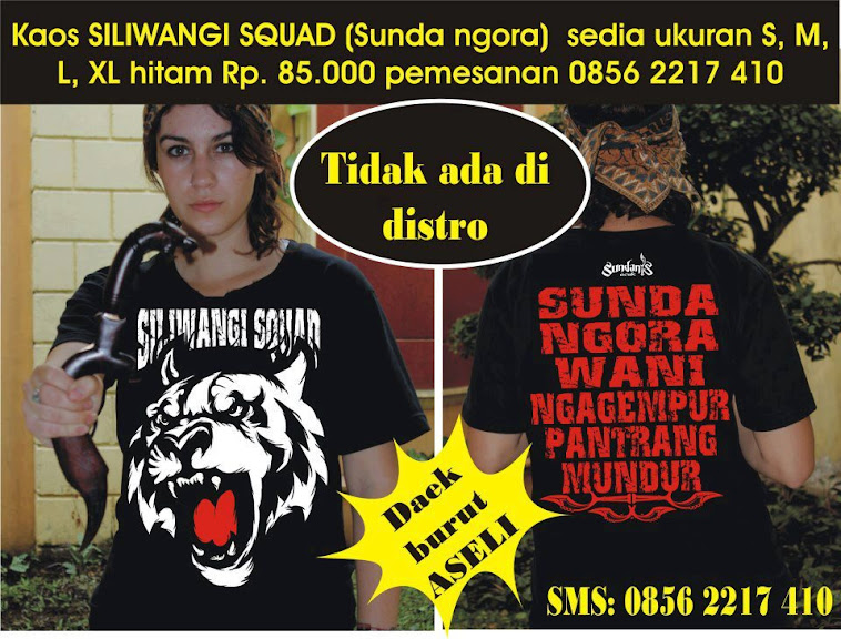 kaos siliwangi squad