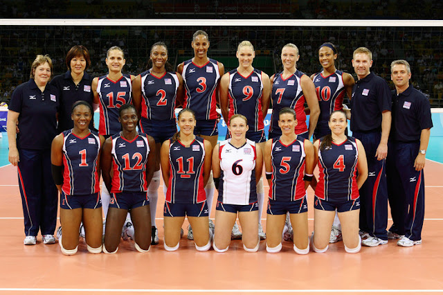 I Got Nothing Women S Volleyball At The Olympics