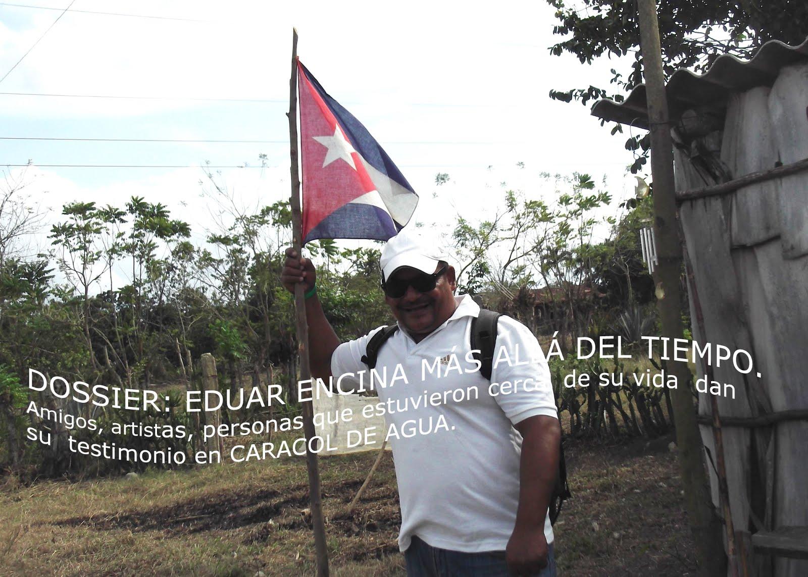 DOSSIER: EDUARD ENCINA MÁS ALLÁ DEL TIEMPO