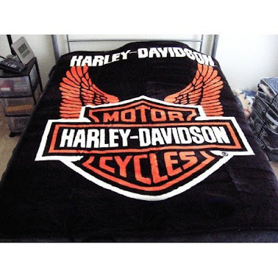 Discount Comforter Sets Harley Davidson Twin Size Super Plush Throw Extraordinary Harley Davidson Blankets And Throws