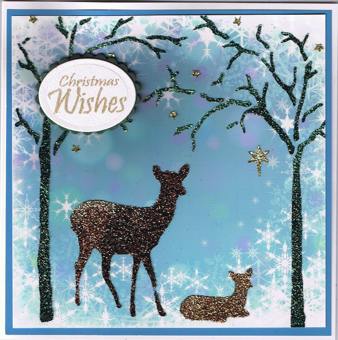 Tech-Design-Studio: Christmas Cards 2013 collection, Mother and baby ...