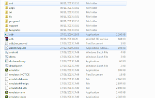 Cara Install File apk di Android SDK