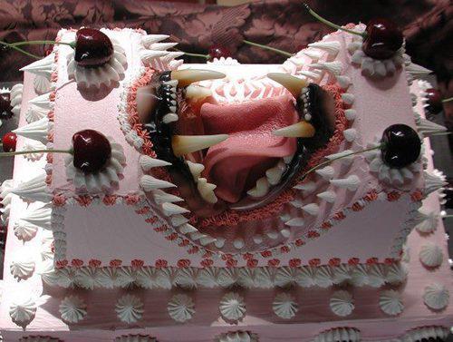 Scary+Horror+Cake