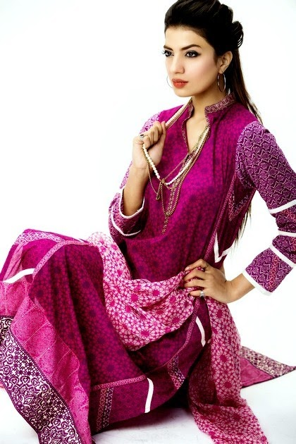 Sharp Colors of Khaadi Summer Dresses