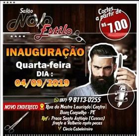 SALÃO NOVO ESTILO