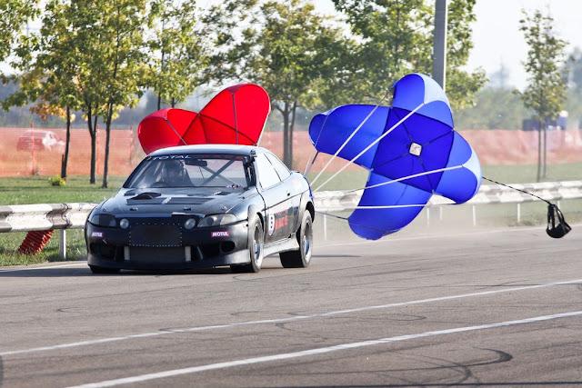 Toyota Soarer, Z30, wyścigi 1/4 mili, drag