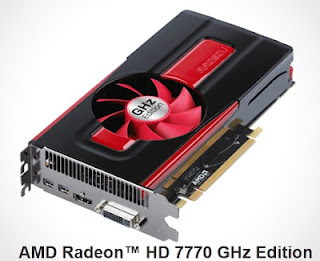 AMD Mengenalkan VGA Card Radeon HD 7770 GHz Edition